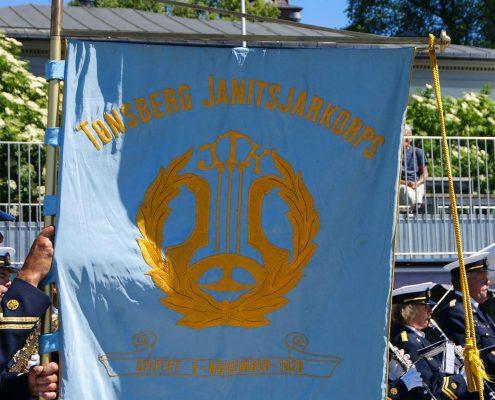 Tønsberg Janitsjarkorps stiftet i 1928