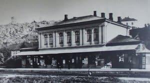 Tønsberg Janitsjarkorps - huset 1905