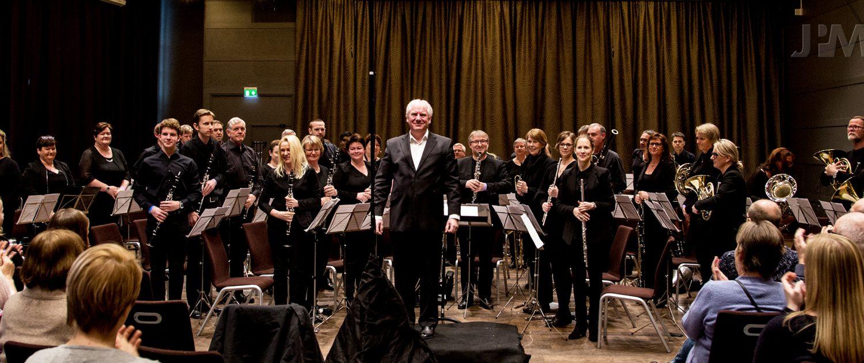 Tønsberg Janitsjarkorps. Fotografi Jon Petter Marthinsen